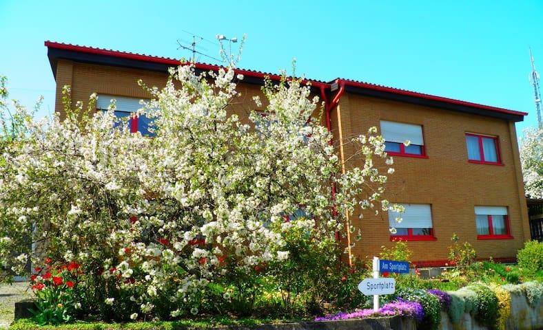 Bei Familie Pfleger - Gorxheimertal - Apartment