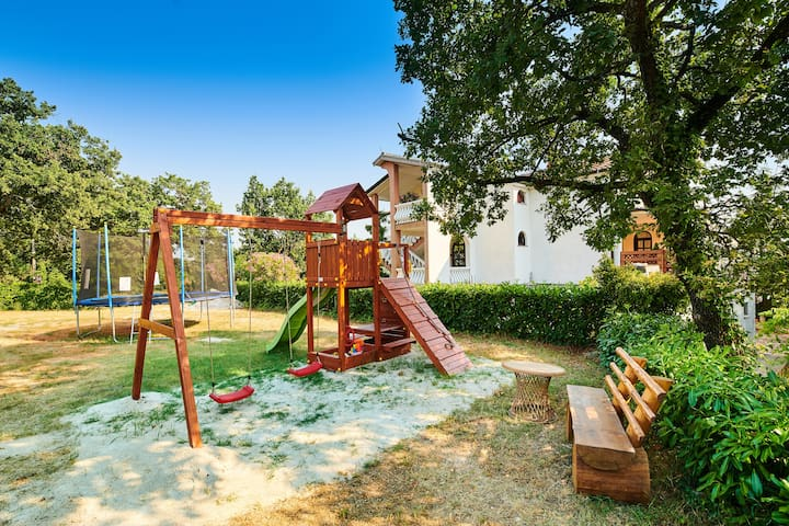 Playground for your little ones :)