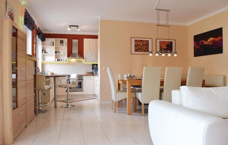 Holiday apartment with 1 bedroom on 88 m²