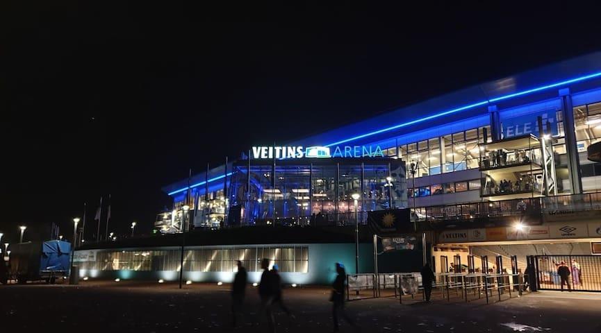 schöne Wohnung nähe Veltins Arena # sport paradeis