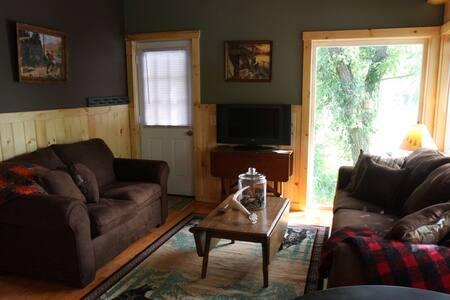 The Bear Cabin at Loon Ridge