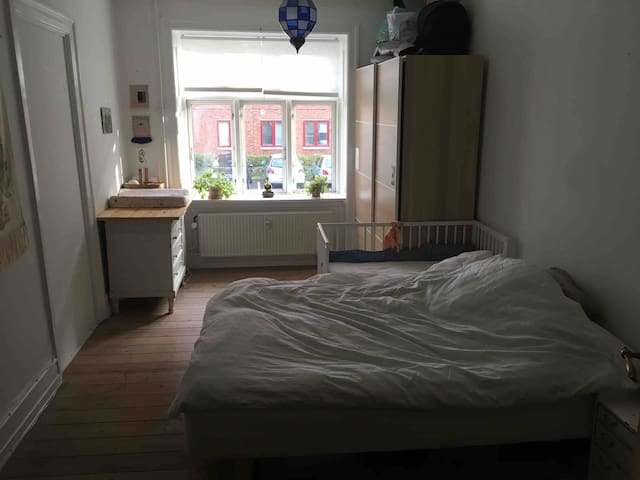 Lovely appartment in central Nørrebro