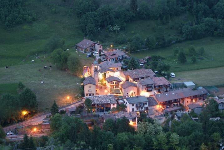 Casa di montagna isolata vicino alle piste 6 posti - Castione della Presolana - Daire