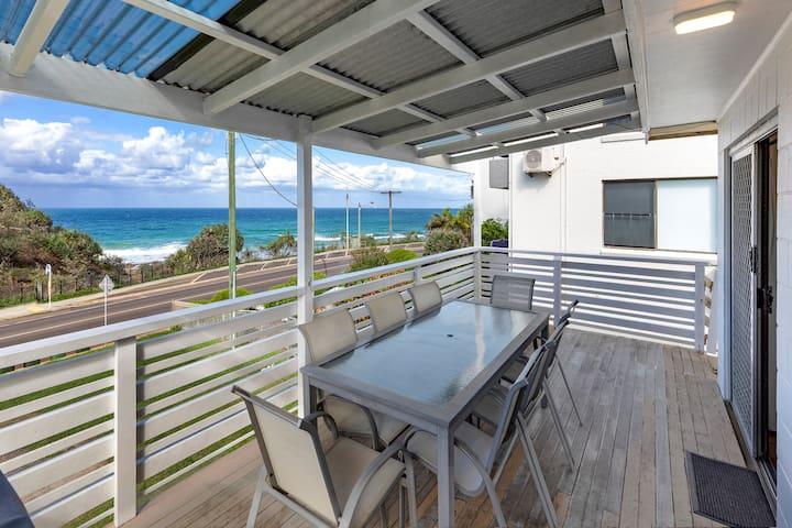 First Bay Beach House Coolum