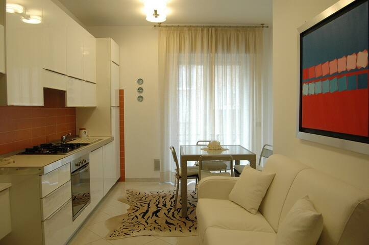 Serena's flat