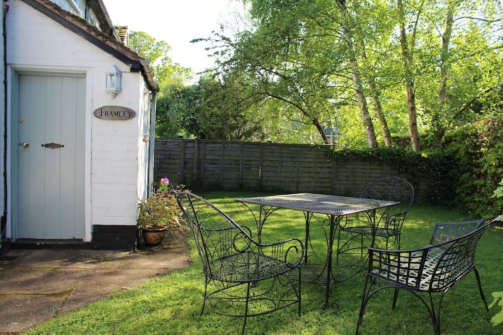 Framley garden