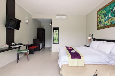 Romantic double room in Lombok - Batu Layar - Willa