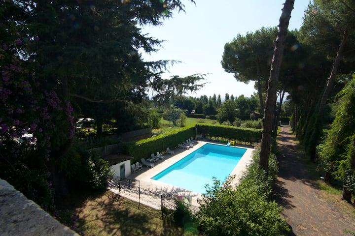 Villa degi Obló (Velletri)