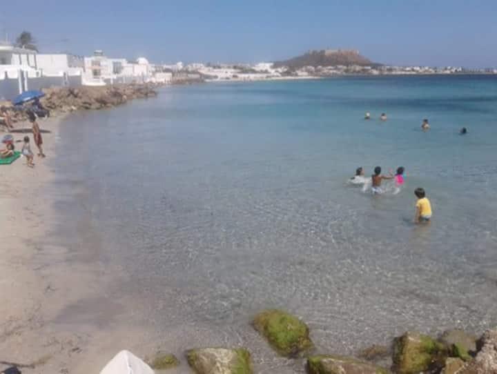Location pour vacances à kélibia, Tunisie