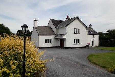Wellfield Farmhouse,Idyllic setting & Amazing view