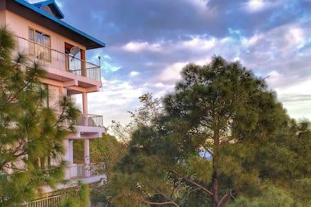Yuvraj Room | Balcony | Hill view | Serene Abode