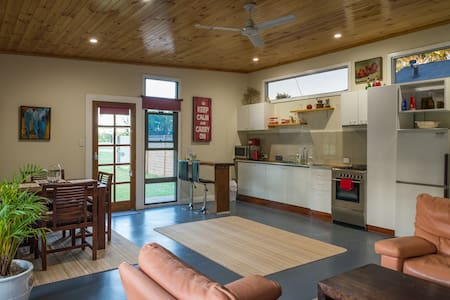 Blissful rural escape 4hrs from Syd - Telegraph Point - Cabaña