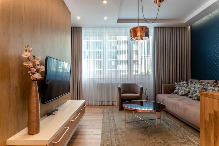 Pure Rental Apartments One Bedroom Apartment B1418