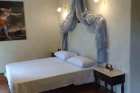 Ginestra,accogliente camera in agriturismo toscano - Gavorrano