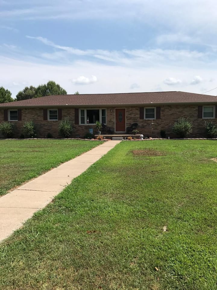 Nice home in great location and safe neighborhood
