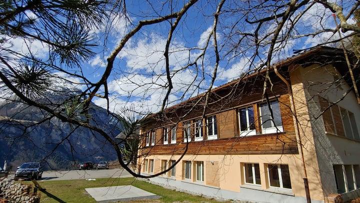 Holiday Rural School building