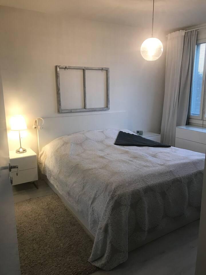 Amurin kosketus, yksityinen huone (89m2, 3mh)