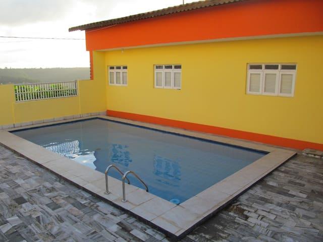 Casa maravilhosa com piscina