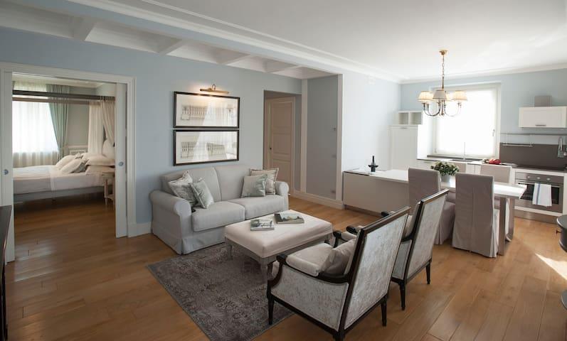 Villa Vitae - Apartamentos de luxo - Napoleão App.to