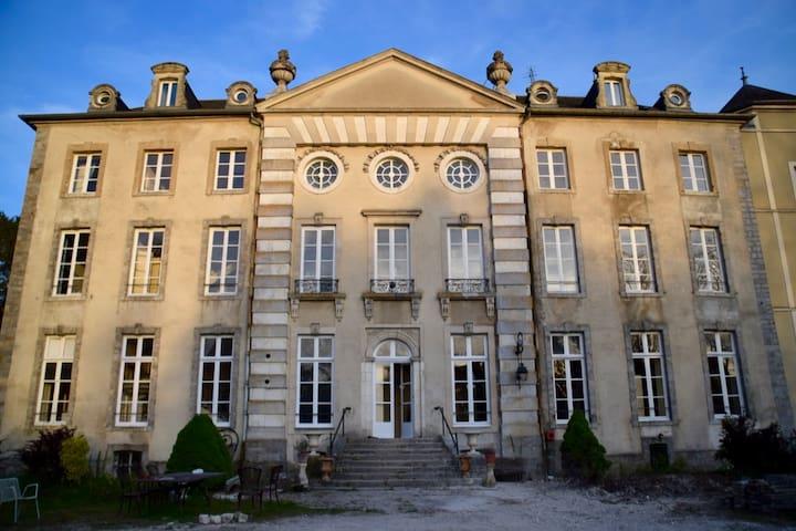 Chateau des Temps