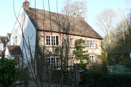 Peaceful Midhurst house.  Large room w bathroom - Midhurst