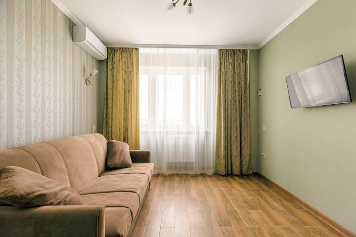 Апартаменты на Молодёжной, 78 (786-2)
