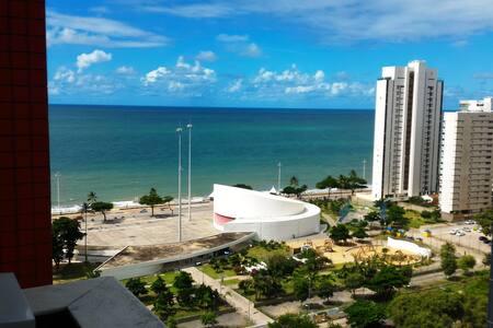 Great Boa Viagem Beach View From 1B - Recife - Apartment