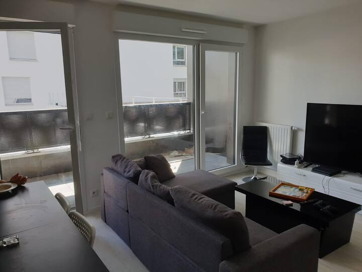 Chambre a votre disposition dans un appartement T3