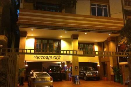 7Makara Service Apartments Gym&Pool - Phnom Penh - Apartment