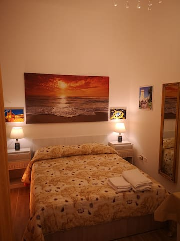 """Central Apartment """"Incanto del Salento"""" with Terrace, Air Conditioning & Wi-Fi; Parking Available"""