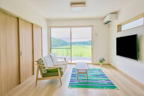 Een prachtige vakantievilla naast Soho Hill Park in Noordwest-India is de eerste keuze! Uitzicht op het platteland en wind Eenvoudig en comfortabel Grote ruimte Full house