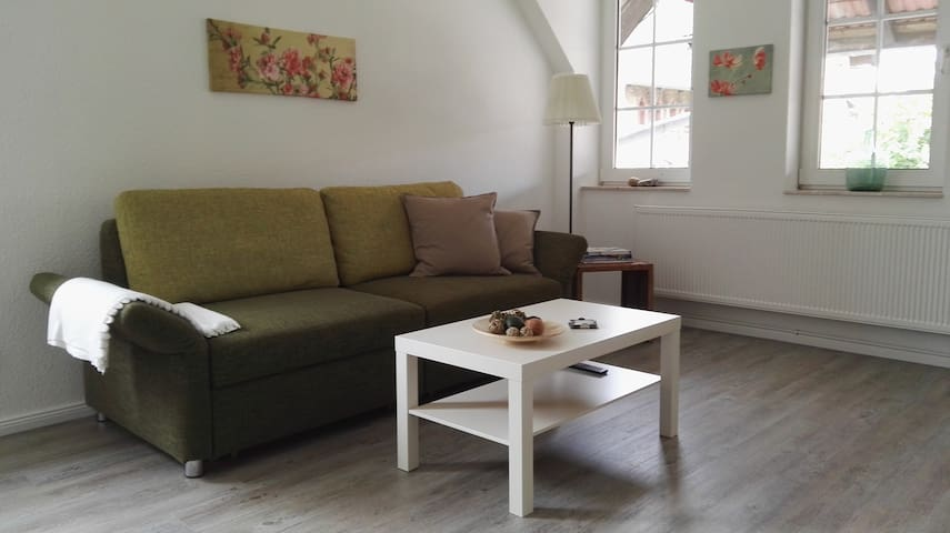 Wohlfühlwohnung auf dem Hof-Obernjesa - Rosdorf - Daire