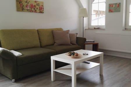 Wohlfühlwohnung auf dem Hof-Obernjesa - Rosdorf - Huoneisto