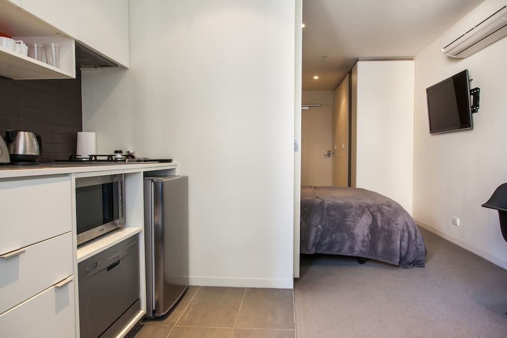 Cozy Cbd One Bedroom Apartment Apartments For Rent In