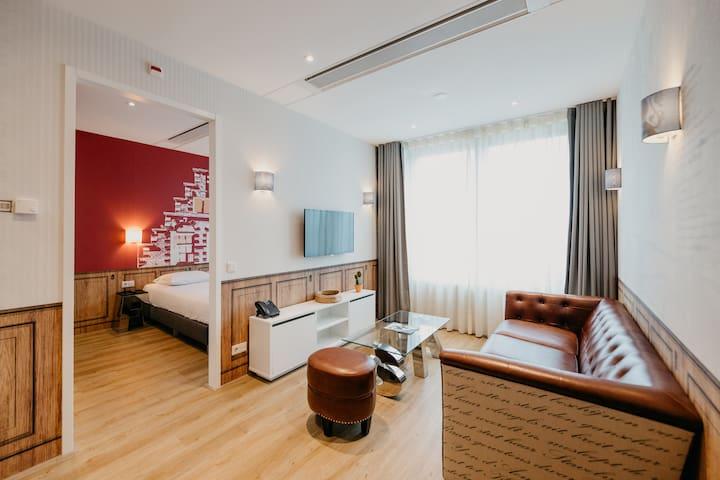 ID APARTHOTEL - *** 1-Bedroom Apartment