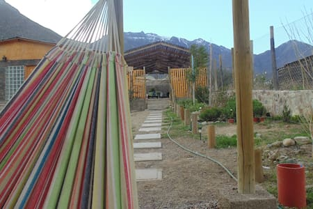 Casa en el Valle del Elqui - Dom