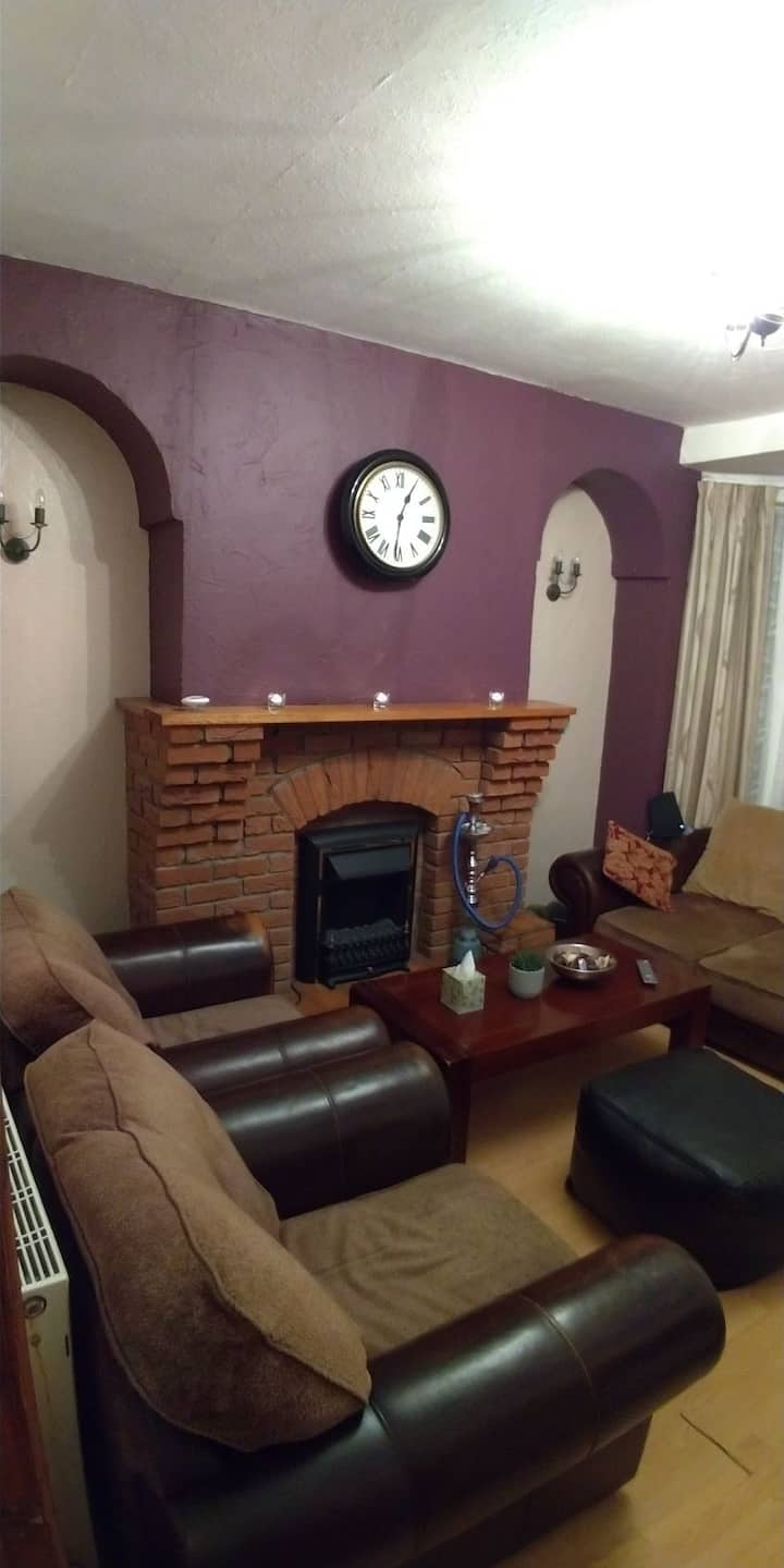 Cozy house, less then 1 mile to City center!