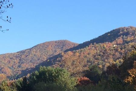 Mountain View, Close to Downtown - Waynesville - Casa