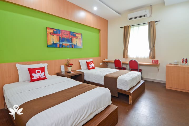 Cozy Room at Safwah Bintaro Syariah (5)
