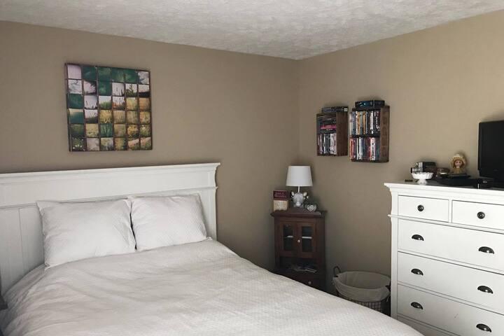 Quiet & Peaceful Private Room
