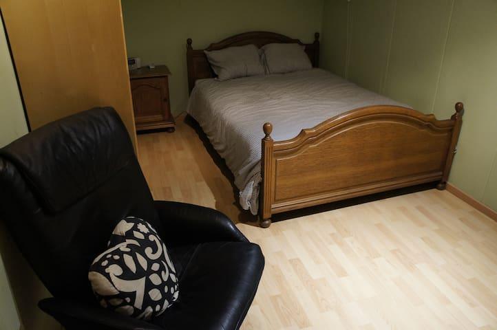 Sweet room in Luik :-)