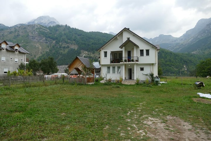 Entire Home in Valbona Valley