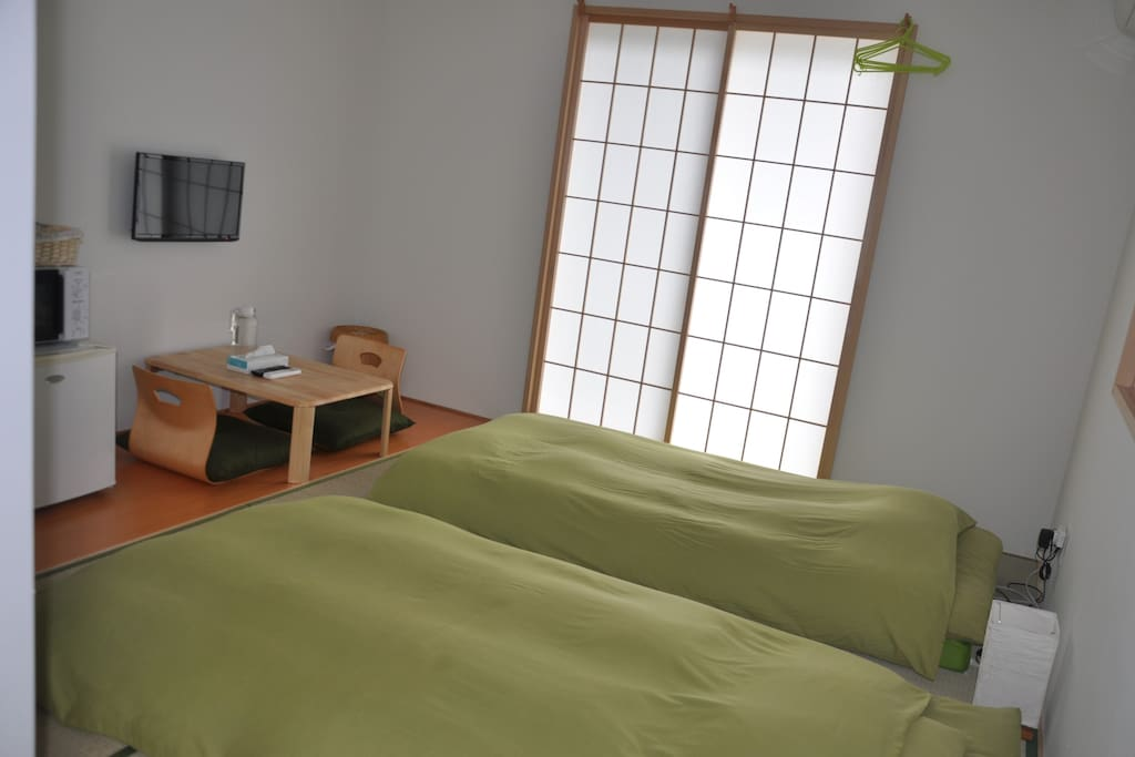 Futon -Japanese traditional bedding