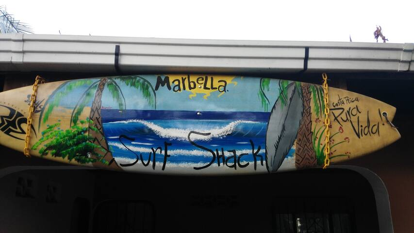 Marbella Surf Shack - Marbella, Guanacaste, Costa Rica - Studentrum