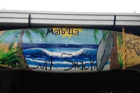 Marbella Surf Shack - Marbella, Guanacaste, Costa Rica