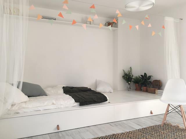 Appartement de charme à Saint-Malo