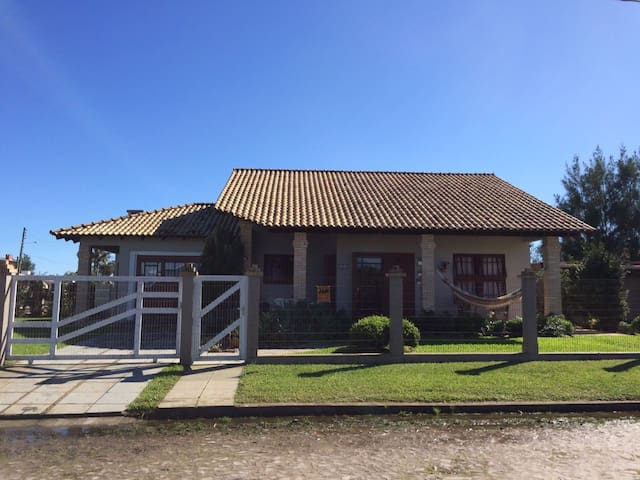 Casa de Praia em Imbé / Balneário Harmonia