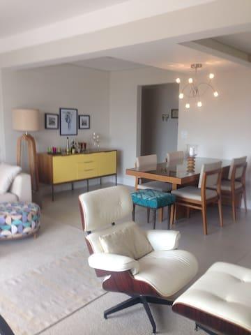 3 dormitórios - 130 m2 - próximo ao Pq Taquaral
