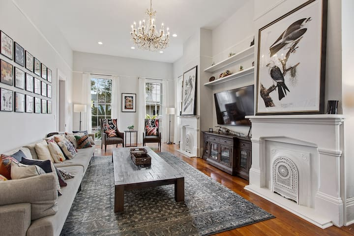 The Mazant - Renovated 1880s Mansion in Bywater