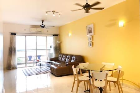 Seri Maya family suites by GnY - Kuala Lumpur - Osakehuoneisto